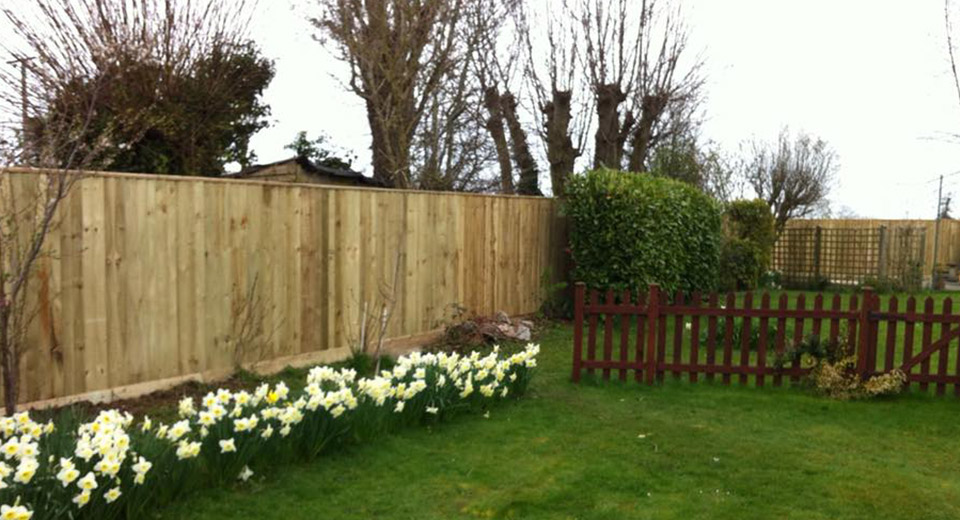 fencing north petherton