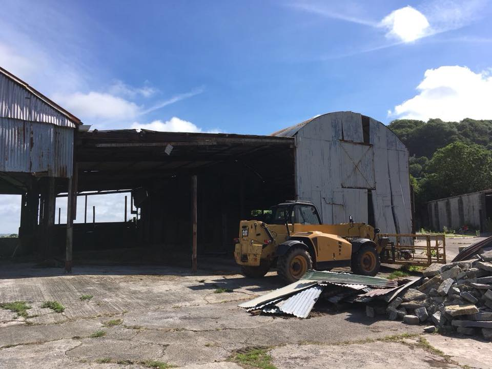 demolition aller
