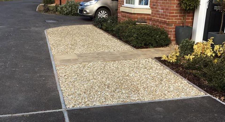 driveway finished taunton