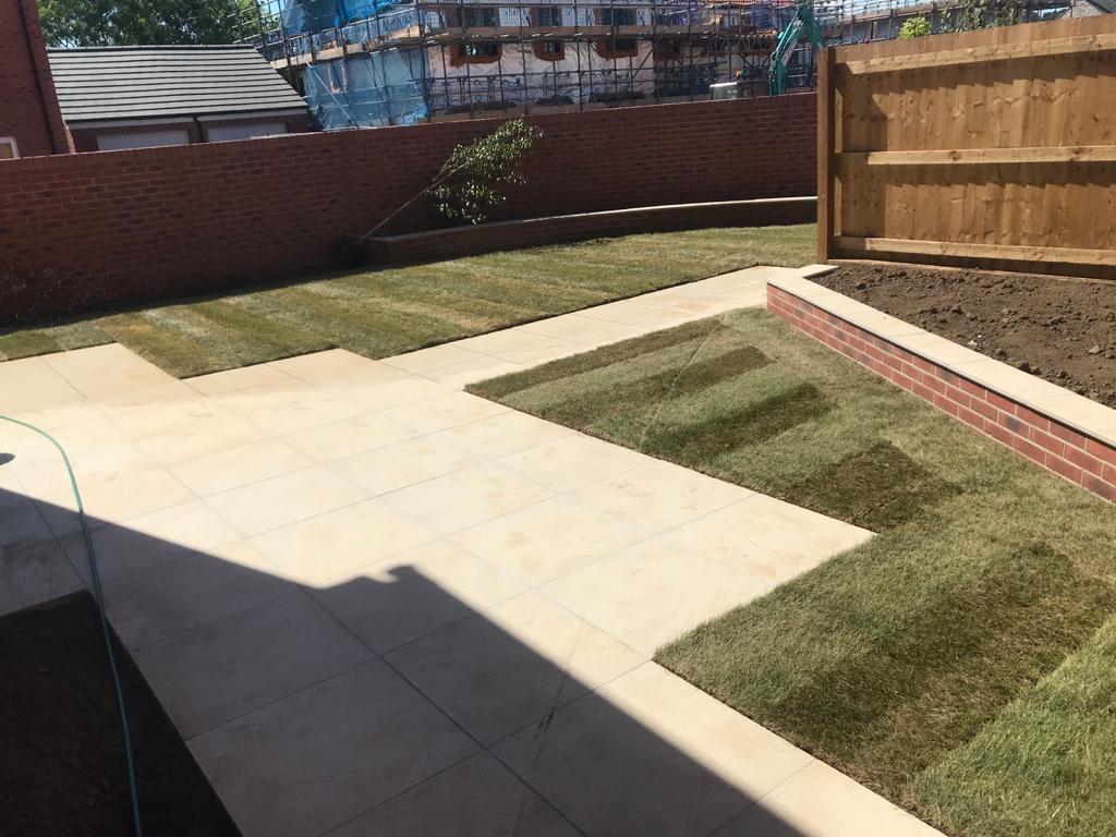 langport garden